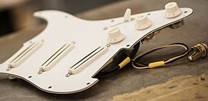 SEYMOUR DUNCAN Loaded Pickguard