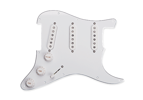SEYMOUR DUNCAN California 50s Loaded Pickguard