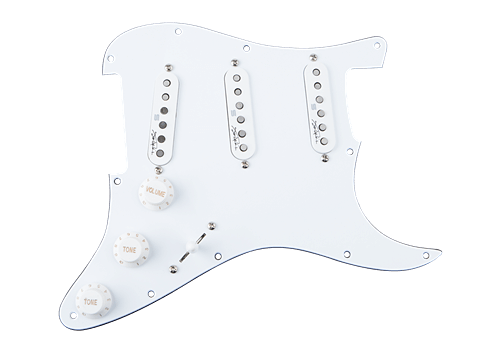 SEYMOUR DUNCAN Jimi Hendrix Signature Loaded Pickguard Standard VooDoo
