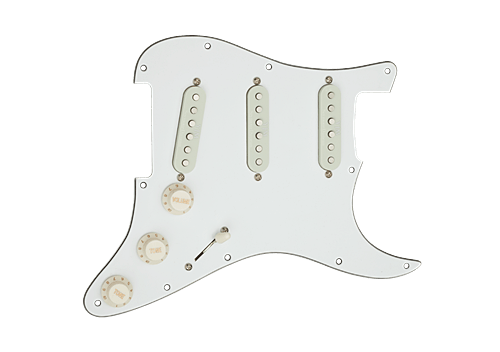 SEYMOUR DUNCAN Yngwie Loaded Pickguard