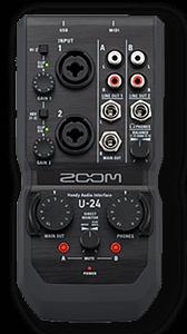 ZOOM/ U-24