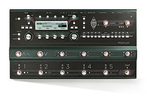Kemper Profiling Amplifier Stage