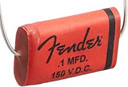 FENDER / Pure Vintage CAPACITOR(赤)