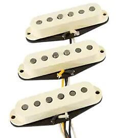 FENDER ERIC JOHNSON STRAT PICKUP SET