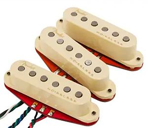 FENDER Ultra Noiseless Hot Stratocaster Pickup