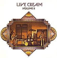 Live Cream II