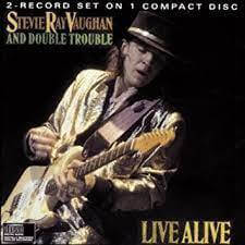 Stevie Ray VaughanLive Alive
