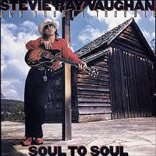 Stevie Ray VaughanSoul To Soul