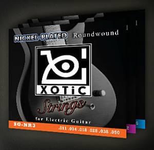 XOTiC エレキギター弦