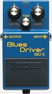 BOSS / BD-2 Blues Driver