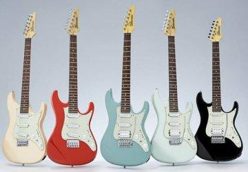 IBANEZ のエレキギターおすすめモデル